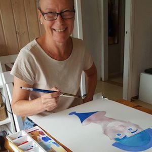 Maria Ulfvin Larsson
