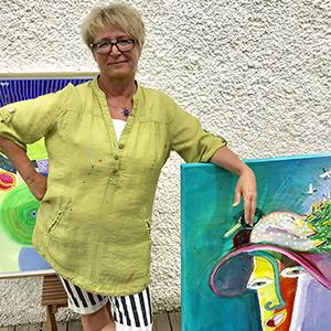 Bild på Lotta Blomdahl