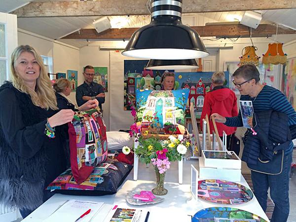 Besök konstnärernas ateljéer!